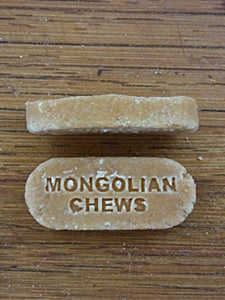 Mongolian Chews Small 2.5oz (70g)  Retail