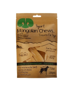 Mongolian Chews Large  7.0oz (200g)  Retail