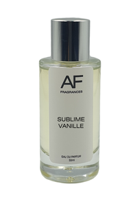 C Sublime Vanille - AF Fragrances, Attar, Oud, Musk, Perfume, Premium quality
