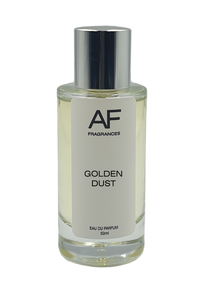 Golden Dust - AF Fragrances, Attar, Oud, Musk, Perfume, Premium quality