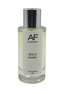 Gold Musk - AF Fragrances, Attar, Oud, Musk, Perfume, Premium quality