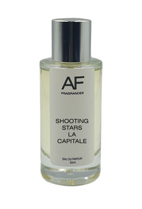X Shooting Stars: La Capitale - AF Fragrances, Attar, Oud, Musk, Perfume, Premium quality