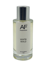 White Gold - AF Fragrances, Attar, Oud, Musk, Perfume, Premium quality