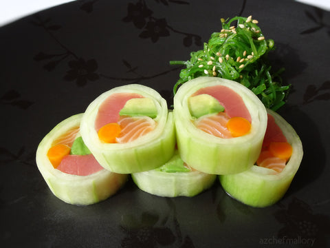 ic: Cucumber Roll