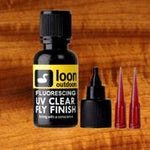 Loon Fluorescing UV Clear Fly Finish