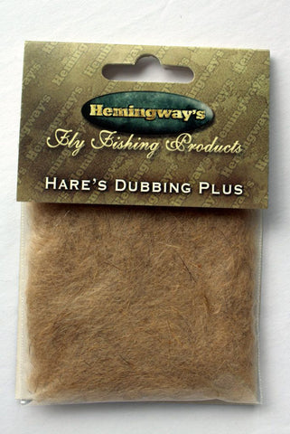 Hemingways Hare Plus Dubbing by Frostyfly