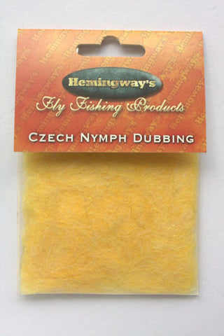 Hemingways Czech Nymph Dubbing by Frostyfly