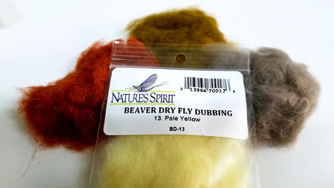 Beaver Dubbing by Natures Spirit