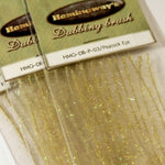 Hemingways Peacock Dubbing Brush by Frostyfly