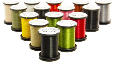 Semperfli Classic Waxed Thread 6/0