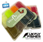 UK Fly Fisher Selection by Vicuna Dubbing