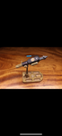 Regal Revolution Vise with Traditional Jaw and Bronze Pocket Base