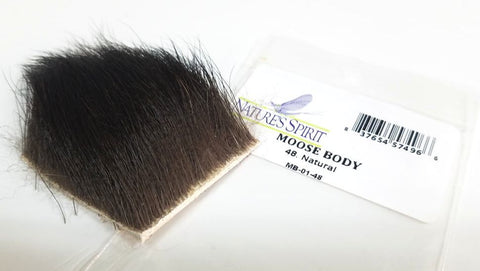 Natures Spirit Moose Body Hair