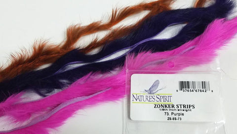 Natures Spirit Rabbit Zonker Assortment Pack