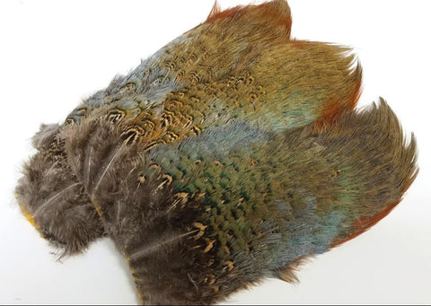 Natures Spirit Fish Hunter Ringneck Pheasant Rump Patch