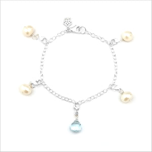 Classic Birthstone ~ Five Charms