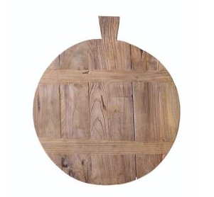 Teak Serving board by HK Living