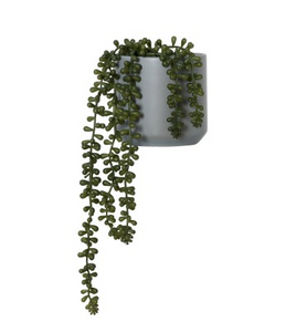 Small String of Pearls Artificial Plant 50cm