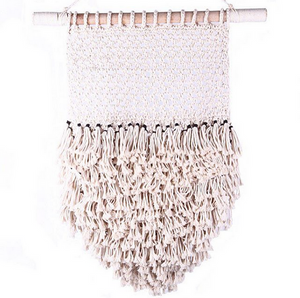 Macrame Wall Hanging in Natural