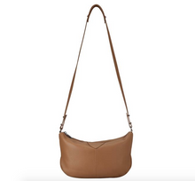 At A Loss Leather Bag in Tan by Status Anxiety
