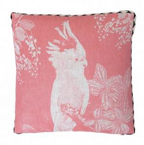 Big Major Dusky Pink Cushion by Bonnie and Neil