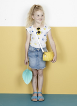 Minichari Bag in Yellow by Olliella was $54.95 now $41.21