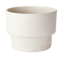 Zakkia Podium Pot - Large White