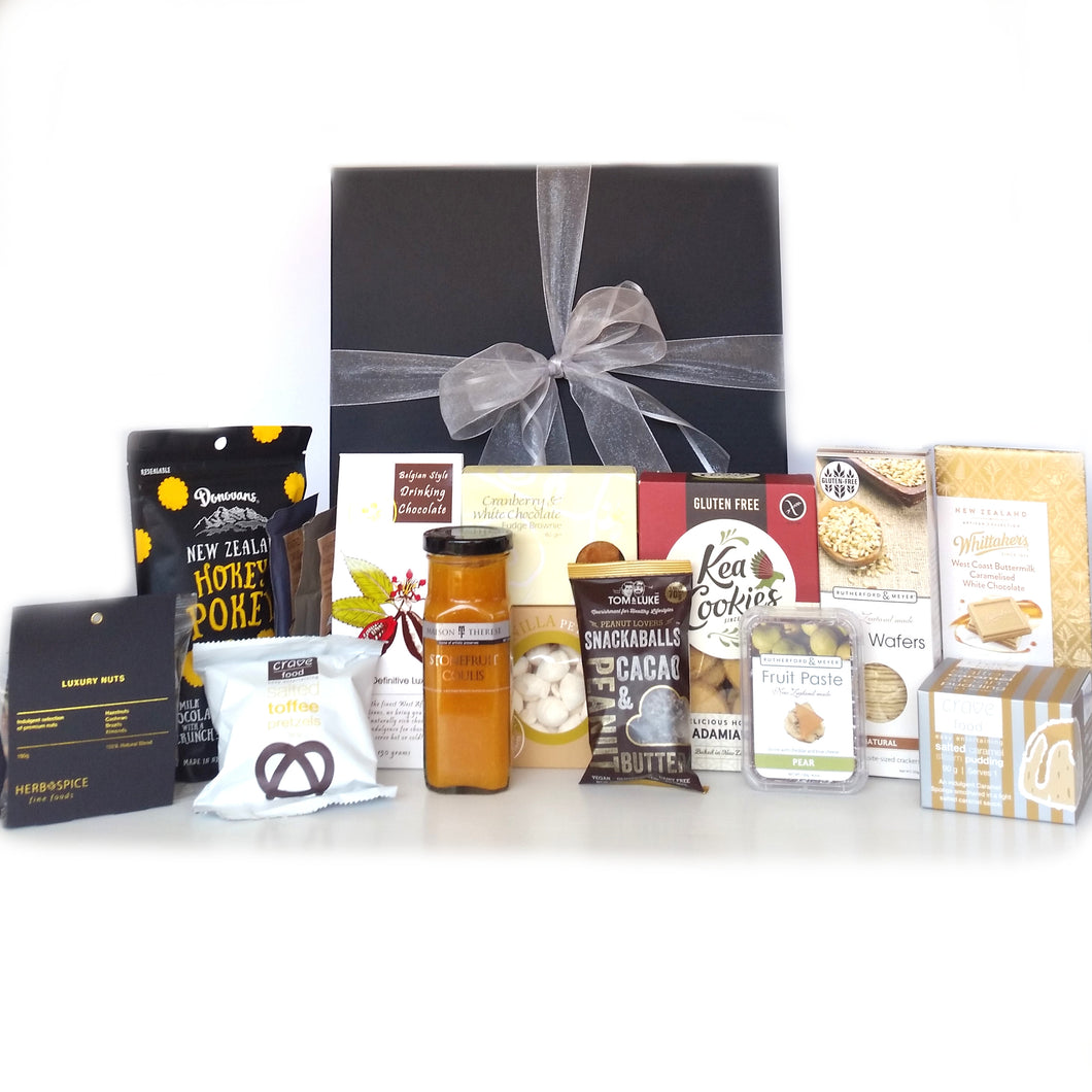 Gift Basket Hamper Gourmet Food - Happy Hamper New Zealand