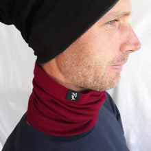 Merino Neck Warmer Mens