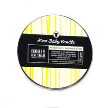 New Baby Candle Gift Box