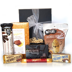 Gift Basket Hamper Chocolate NZ Made - Happy Hamper New Zealand