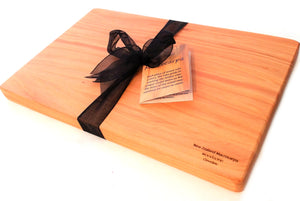 NZ Macrocarpa Cheese Board