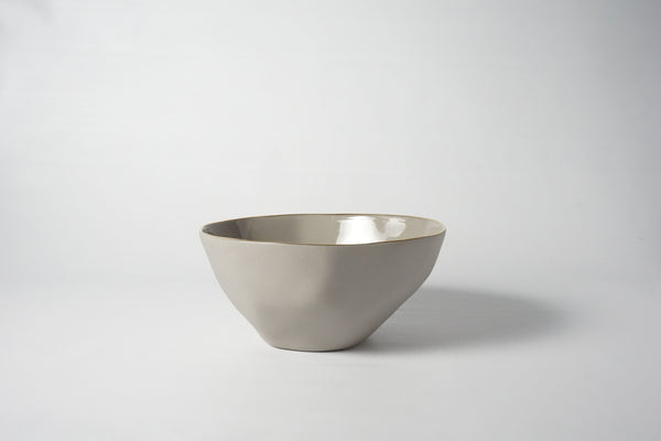 Gold Rimmed Saigon Bowl