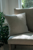 Napoli Pillow Cover, Natural