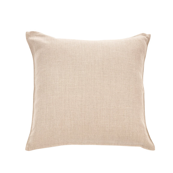 Napoli Pillow Cover, Flax