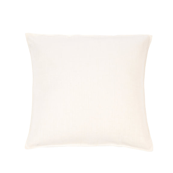 Napoli Pillow Cover, Oyster