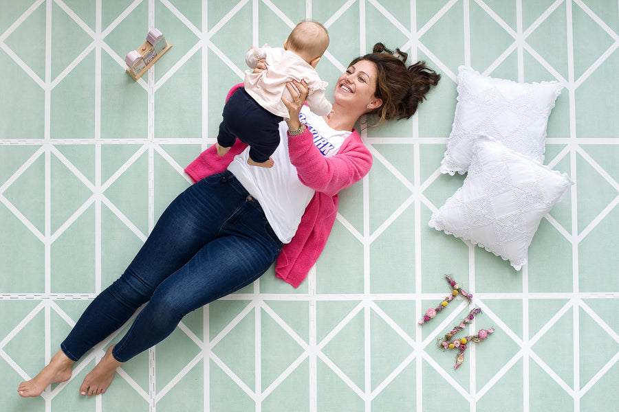 Toddlekind Prettier Playmat that grows with your family