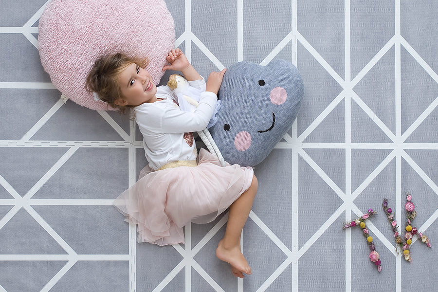Luxury soft foam baby playmats from Toddlkind