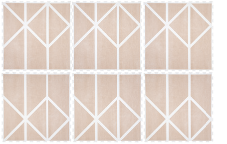 Toddlekind Nordic Playmat assembly guide