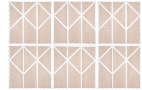 Toddlekind Nordic Playmat for baby