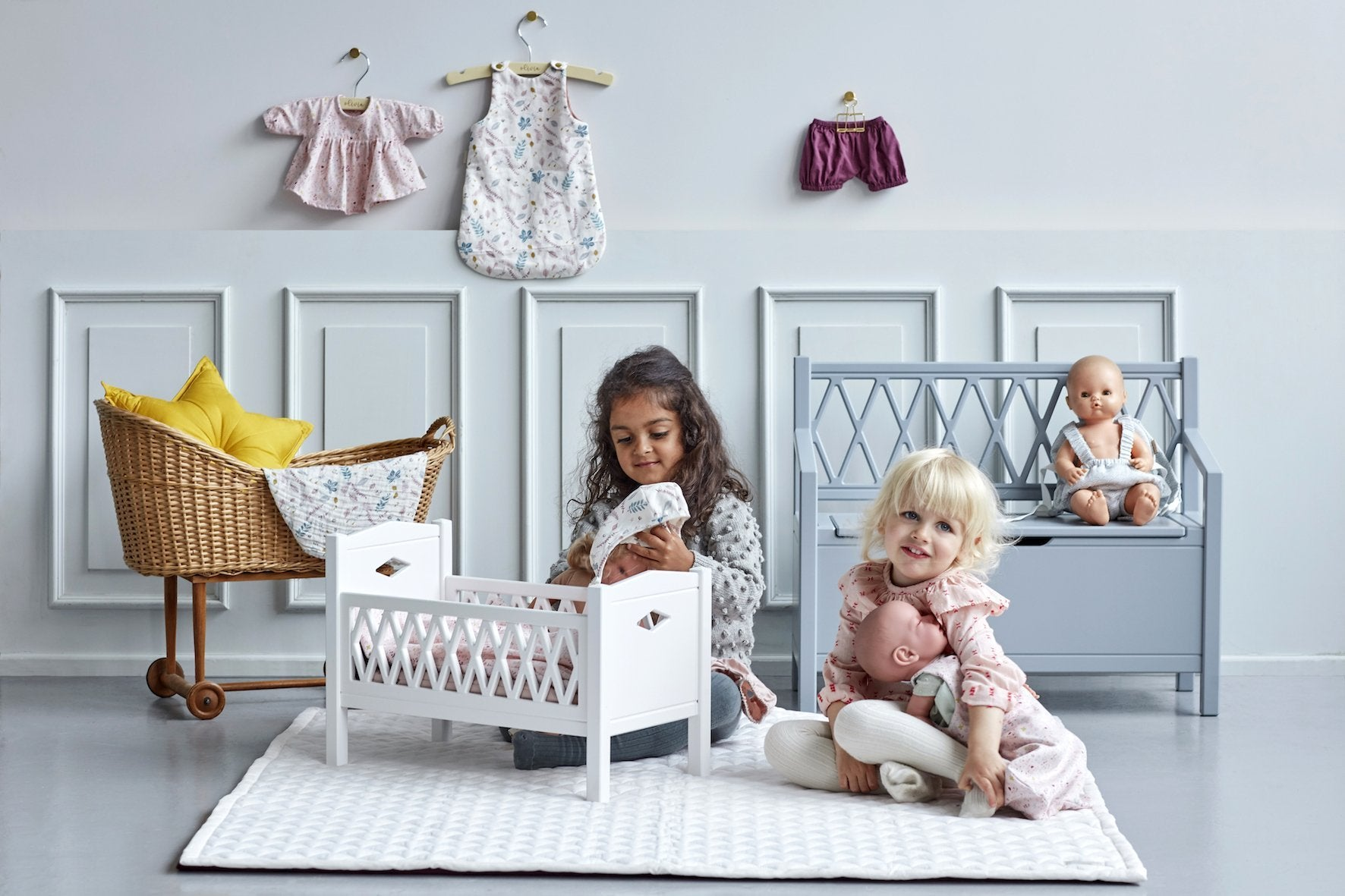 scandi kids room