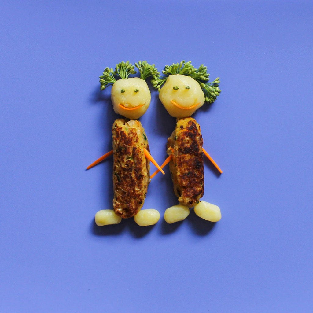 Frankie & Me Veggie Sausages for Kids