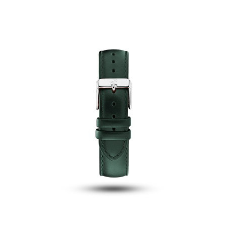 Pin Buckle -  Dark Green
