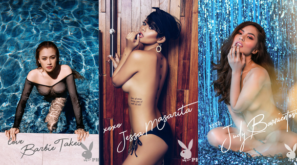 AUTOGRAPHED: Playboy Philippines 10th Anniversary Issue