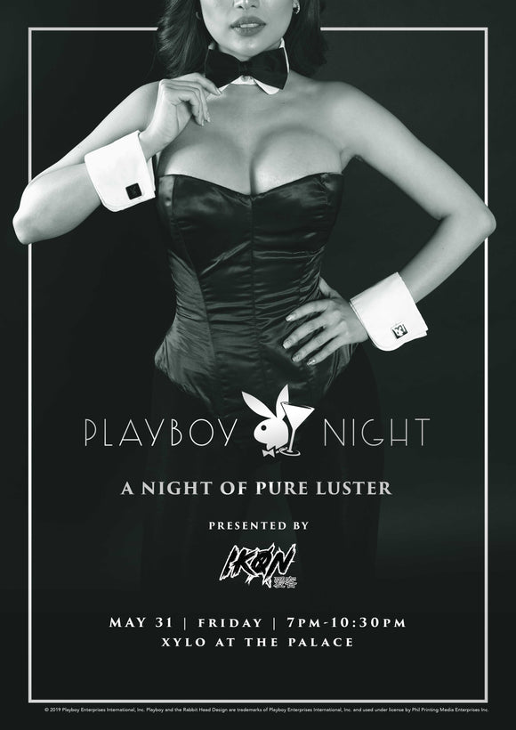 Ticket: Playboy Night