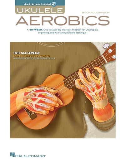 Ukulele Aerobics For All Levels book