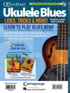 Kev's QuickStart for Ukulele Blues book w/cd