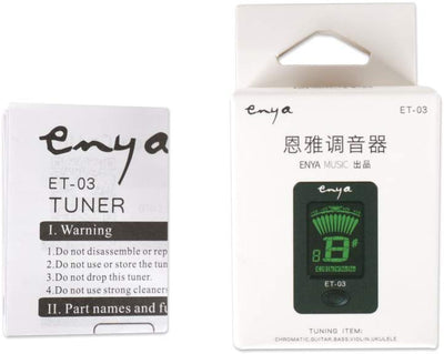 Enya Chromatic Tuner ET-03