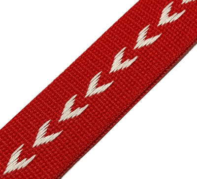 Ukulele Strap STRAP/SD21 Arrow (Red)