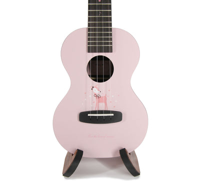 Enya For-Girl Concert Ukulele (Pink) FG1